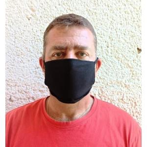 Μάσκα υφασμάτινη απλή