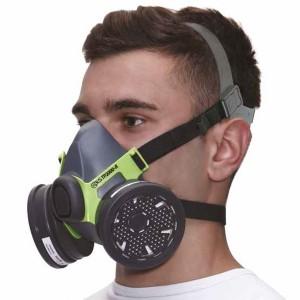 Μάσκα ημίσεων προσώπου με δύο φίλτρα BLS