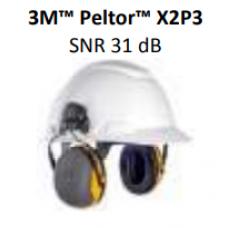 3M™ Peltor™ X2P3 SNR 31 Db
