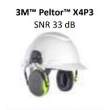 3M™ Peltor™ X3P3  SNR 33 dB